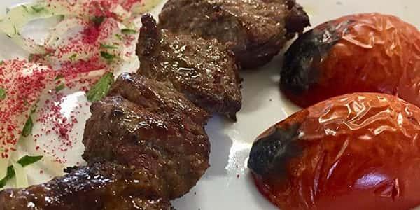 طرز تهیه کباب چنجه گیلانی با کیوی در ماهیتابه در فر گوشت گوساله گوشت گوسفندی فوت و فن گوشت قرمز