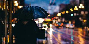 متن باران