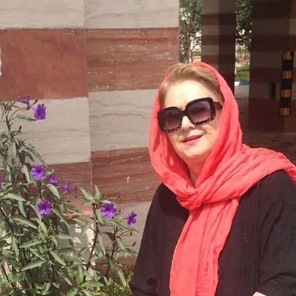 الهام حمیدی و مادرش , الهام حمیدی و مامانش , عکس مادر الهام حمیدی