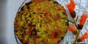 طرز تهیه کوکو استامبولی