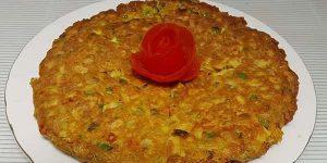 طرز تهیه کوکوی قارچ
