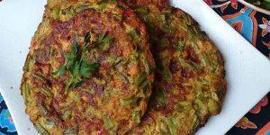 طرز تهیه کوکو لوبیا سبز ساده