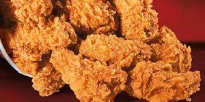 طرز تهیه مرغ کنتاکی رستورانی