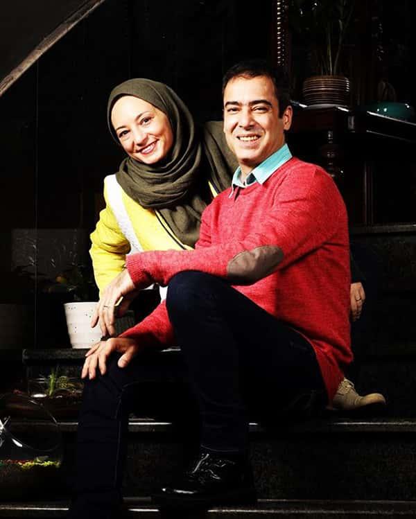 عکس سحر ولدبیگی و همسرش , سحر ولدبیگی و شوهرش , نیما فلاح همسر سحر ولدبیگی