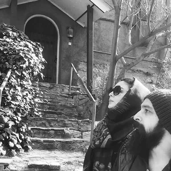 عکس شهره سلطانی و همسرش , شهره سلطانی و شوهرش , همسر شهره سلطانی بهروز پناهنده