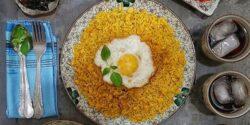 طرز تهیه دمپختک دمی باقالی شیرازی خوشمزه و مجلسی