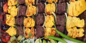طرز تهیه کباب قفقازی