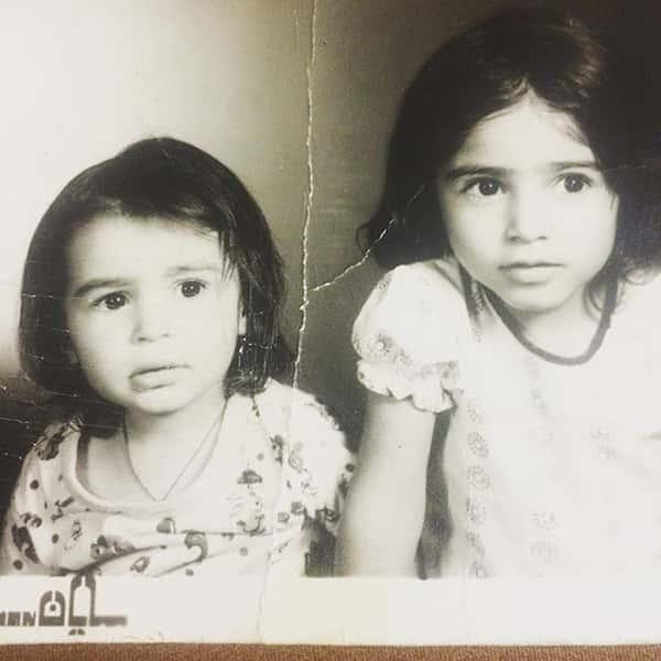 عکس کودکی علی مشهدی , بچگی علی مشهدی , نوجوانی علی مشهدی