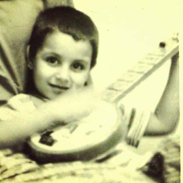 عکس کودکی محمدرضا علیمردانی , بچگی محمدرضا علیمردانی , تصویر نوجوانی محمدرضا علیمردانی