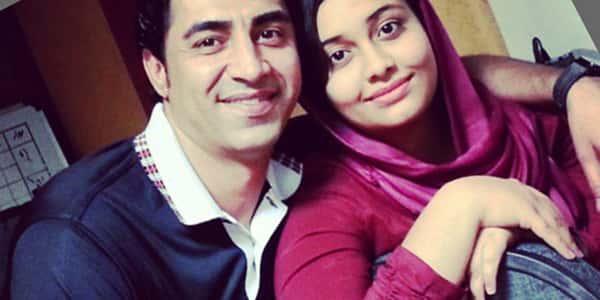 عکس محمدرضا علیمردانی و دخترش , محمدرضا علیمردانی و فرزندش , سارا علیمردانی دختر محمدرضا علیمردانی