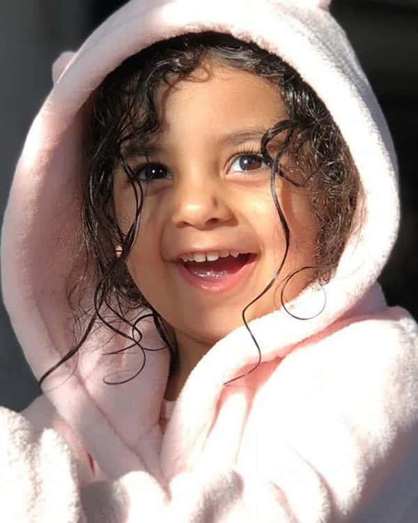 عکس یکتا ناصر و دخترش , یکتا ناصر و فرزندش , سوفیا هادی دختر یکتا ناصر