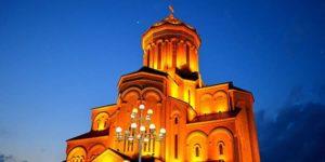 از پل صلح تا کلیسای جامع تثلیث در سفر به گرجستان